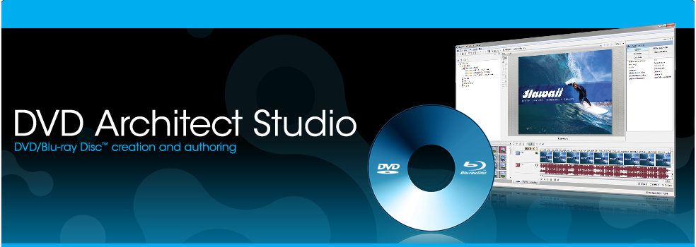 MAGIX Vegas DVD Architect 7.0.0 Build 67 نرم افزار طراحی منوی DVD