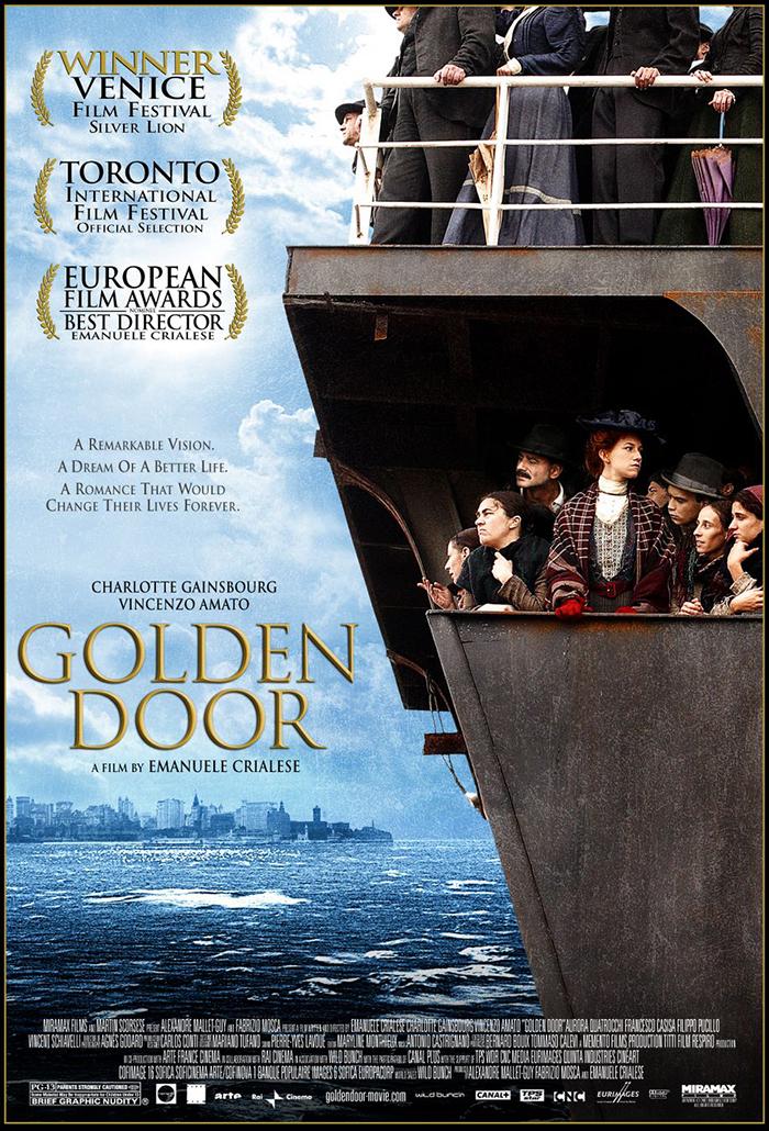 دانلود فیلم دروازه طلایی Golden Door - دانلود فیلم دروازه طلایی Golden Door دوبله فارسی