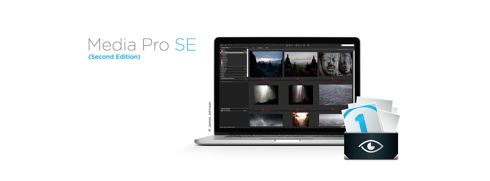 Phase One Media Pro SE 2.2.0.247 نرم افزار ویرایش تصاویر RAW