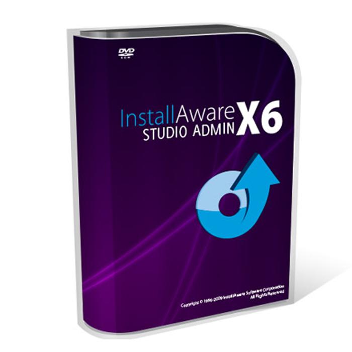 InstallAware Studio Admin X6 23.07.0.2017 نرم افزار ساخت فایل نصبی