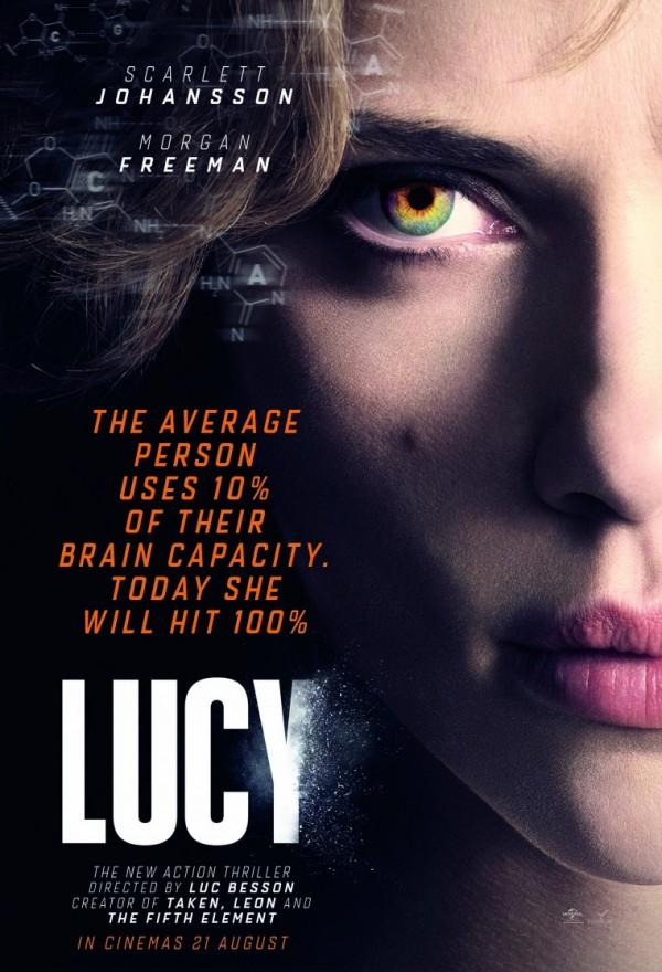 دانلود فیلم لوسی lucy - دانلود فیلم لوسی lucy دوبله فارسی با لینک مستقیم