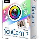 CyberLink YouCam Deluxe 7.0.2827.0 نرم افزار افکت های مختلف برای ویکم