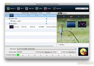 Tipard DVD Creator 5.1.8 دانلو نرم افزار ساخت DVD فیلم. دانلود از ایرانیان دانلود