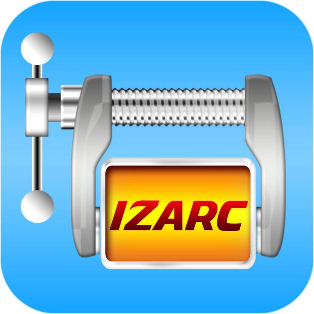 IZArc 4.3 نرم افزار فشرده سازی فایل ها. دانلود IZArc 4.3 از ایرانیان دانلود