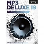 MAGIX MP3 Deluxe 19.0.1.48 نرم افزار مدیریت فایل های صوتی