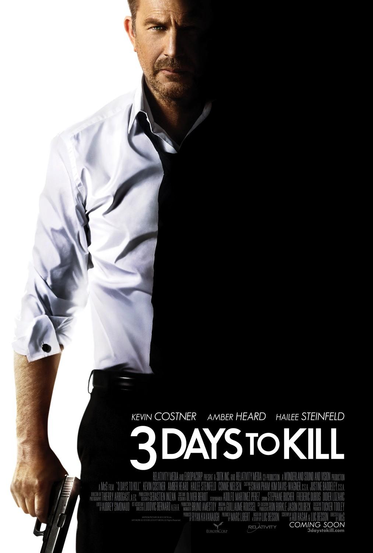 دانلود فیلم 3 روز تا کشتار 3Days to Kill - دانلود فیلم 3 روز تا کشتار 3Days to Kill دوبله