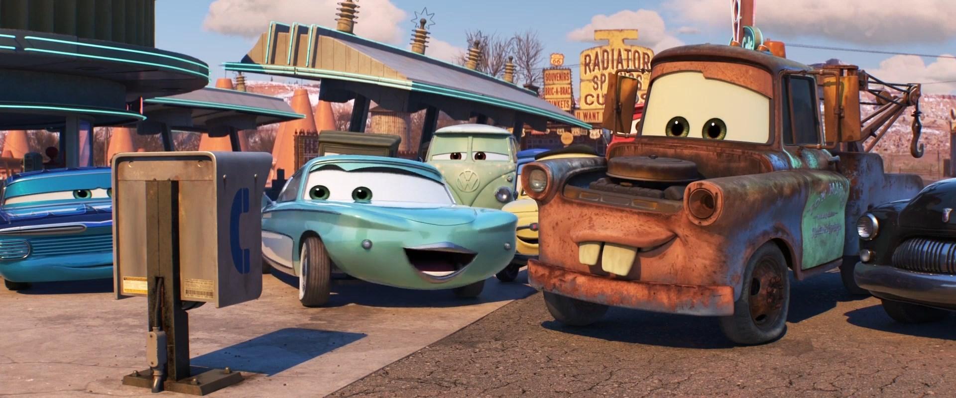 دانلود انیمیشن زیبای ماشین ها Cars 3 - دانلود انیمیشن زیبای ماشین ها Cars 3 دوبله فارسی