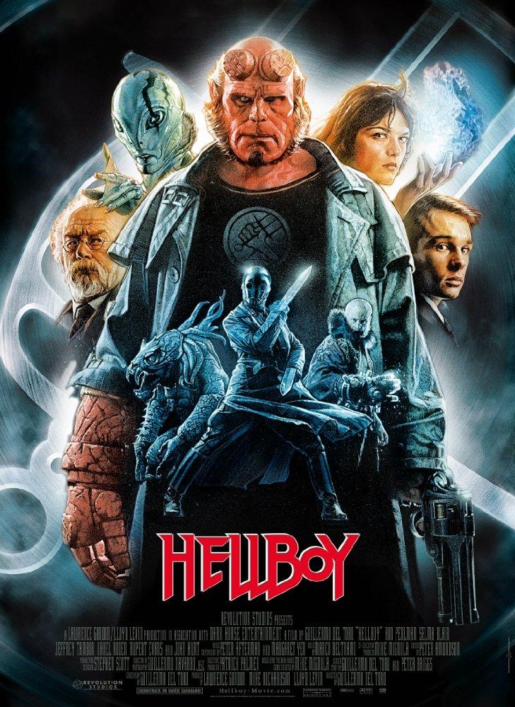 دانلود فیلم پسر جهنمی Hellboy - دانلود فیلم پسر جهنمی Hellboy دوبله فارسی