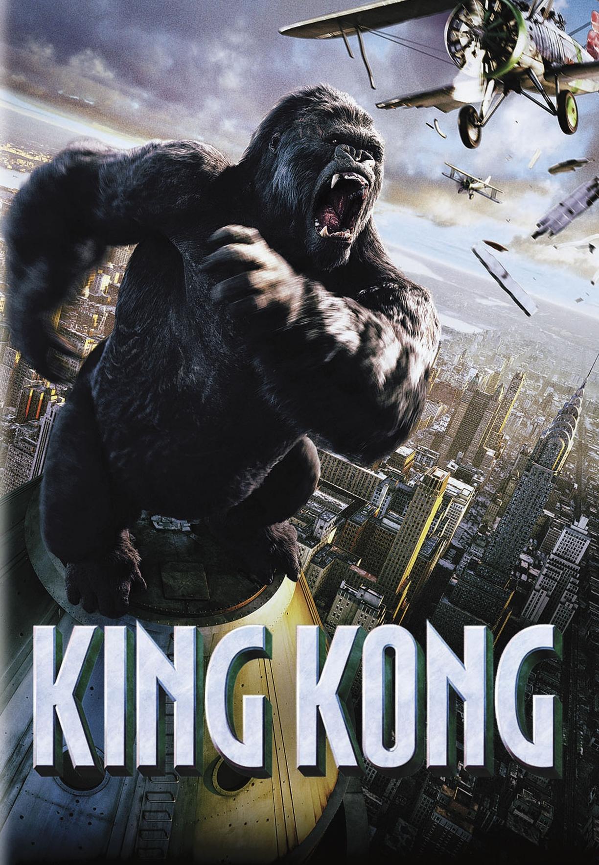 دانلود فیلم کینگ کونگ King Kong - دانلود فیلم کینگ کونگ King Kong دوبله فارسی