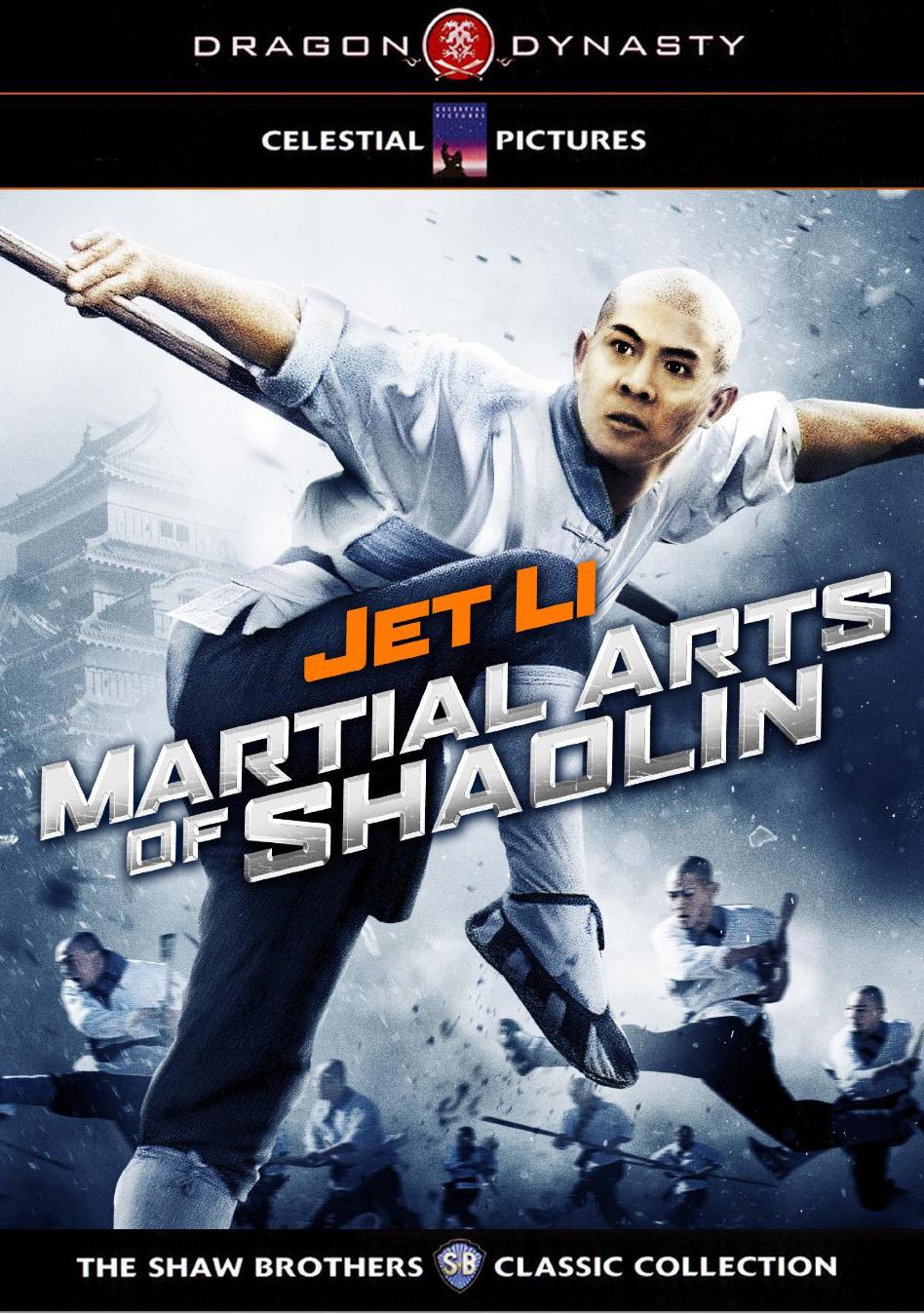 دانلود فیلم معبد شائولین Martial Arts of Shaolin دوبله فارسی با لینک مستقیم