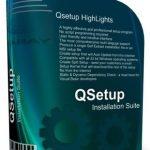 QSetup Installation Suite Pro 12.0.0.5 نرم افزار ساخت فایل های نصبی