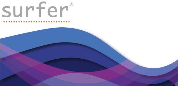 Golden Software Surfer 15.1.285 نرم افزار ترسیم نقشه های مهندسی عمران