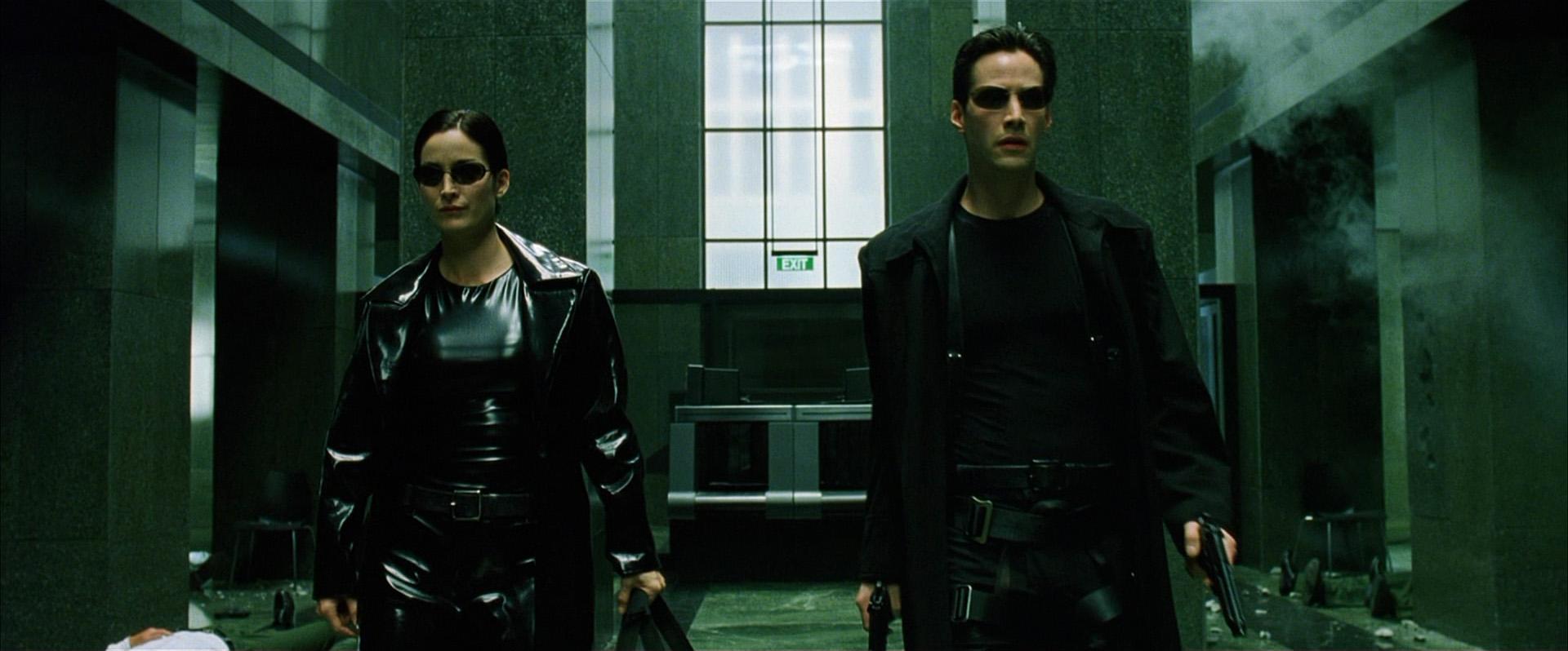دانلود فیلم ماتریکس The Matrix - دانلود فیلم ماتریکس The Matrix دوبله فارسی