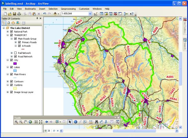 ESRI ArcGIS Desktop 10.5.0.6491 نرم افزار تحلیل اطلاعات جغرافیایی