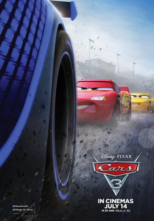 دانلود انیمیشن ماشین ها Cars 3 - دانلود انیمیشن ماشین ها Cars 3 دوبله فارسی