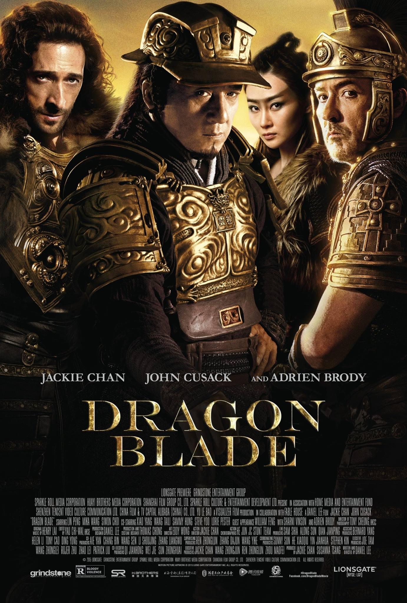 دانلود فیلم شمشیر اژدها Dragon Blade -دانلود فیلم شمشیر اژدها Dragon Blade دوبله فارسی