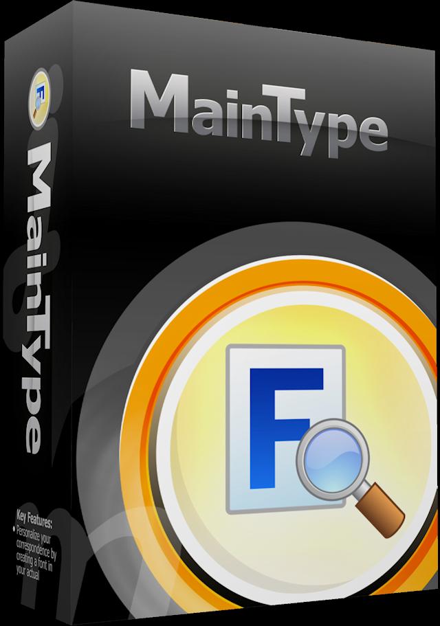 MainType 7.0.0 Build 1032 نرم افزار کنترل و مدیریت فونتهای ویندوز