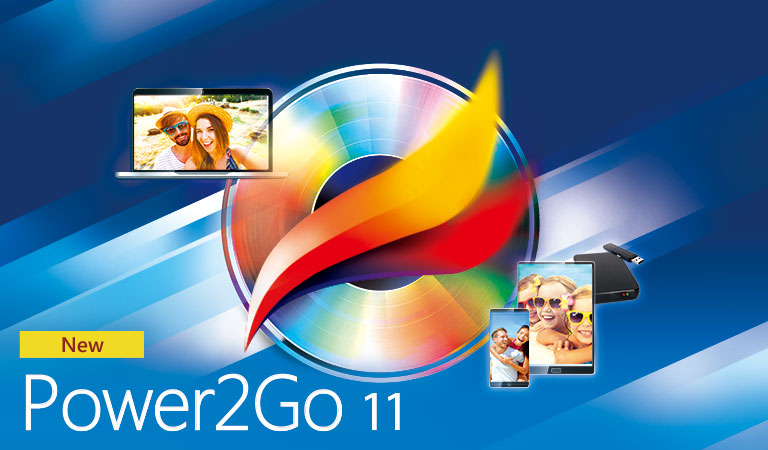 CyberLink Power2Go Platinum 11.0.1422.0 نرم افزار رایت انواع دیسک های نوری