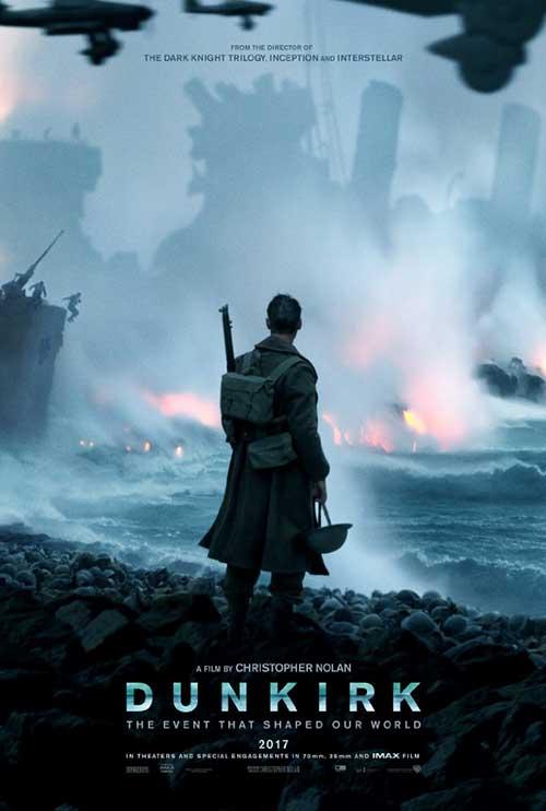 دانلود فیلم دانکرک Dunkirk دوبله فارسی کیفیت بلوری لینک مستقیم کریستوفر نولان
