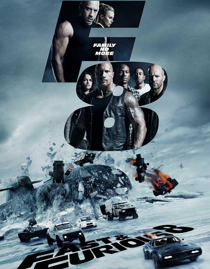 دانلود فیلم سریع و خشن 8 The Fate of the Furious دوبله فارسی فیلم سرنوشت خشمگین