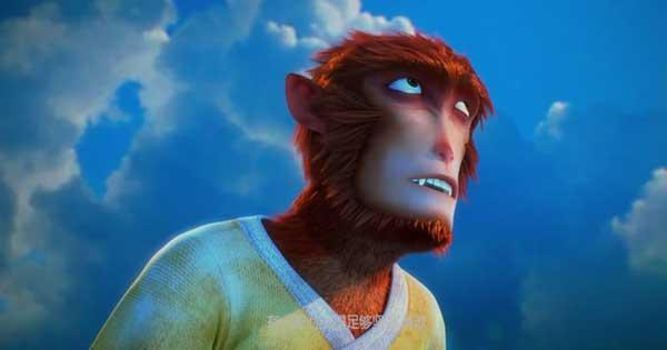 دانلود فیلم انیمیشن میمون شاه Monkey King: Hero Is Back دوبله فارسی