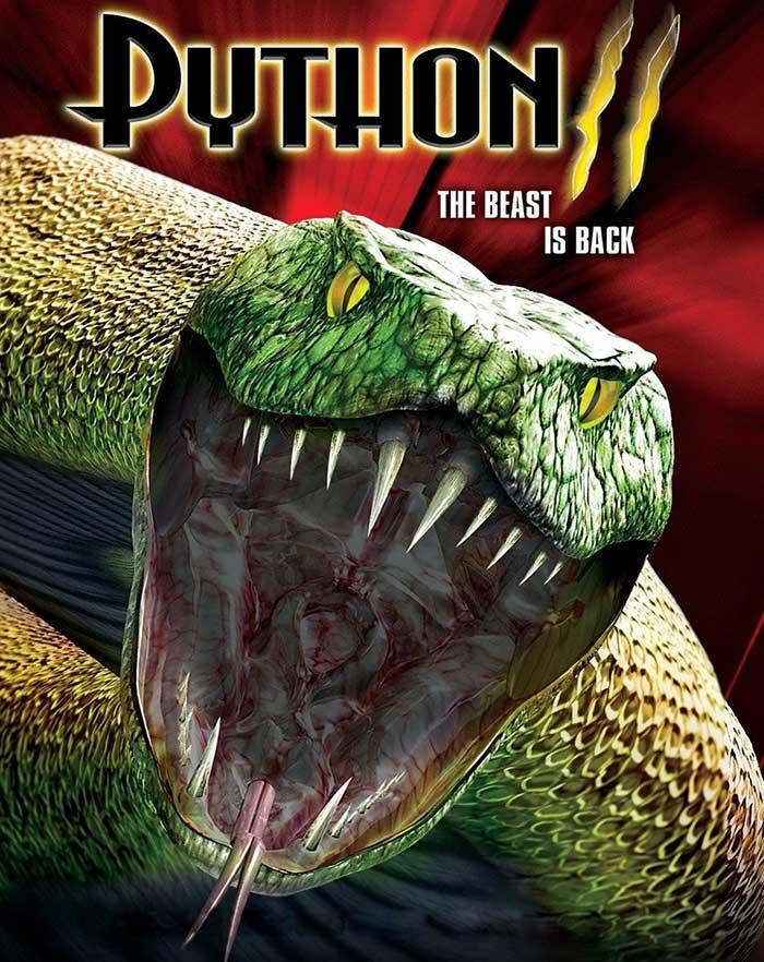 دانلود فیلم پیتون 2 Pythons II دوبله فارسی فیلم سینمایی Pythons 2 2002