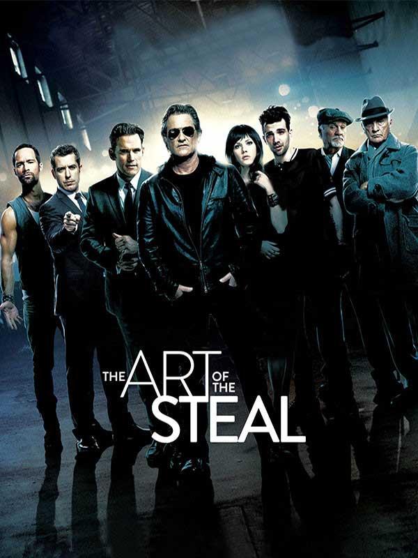 دانلود فیلم هنر سرقت The Art of the Steal دوبله فارسی 2013
