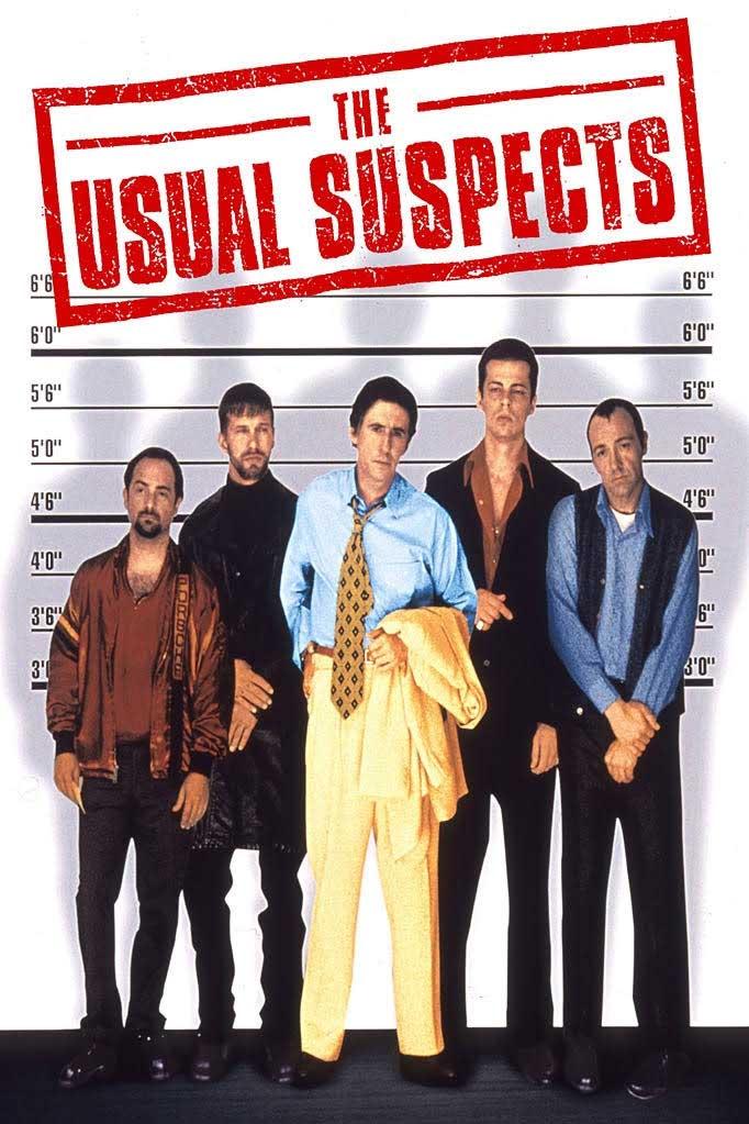 دانلود فیلم مظنونین همیشگی The Usual Suspects دوبله فارسی