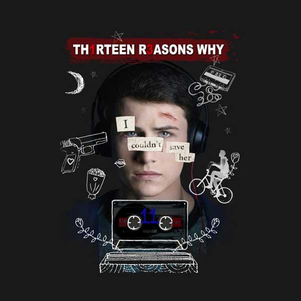 دانلود سریال به این سیزده دلیل Thirteen Reasons Why دوبله فارسی فصل اول S01