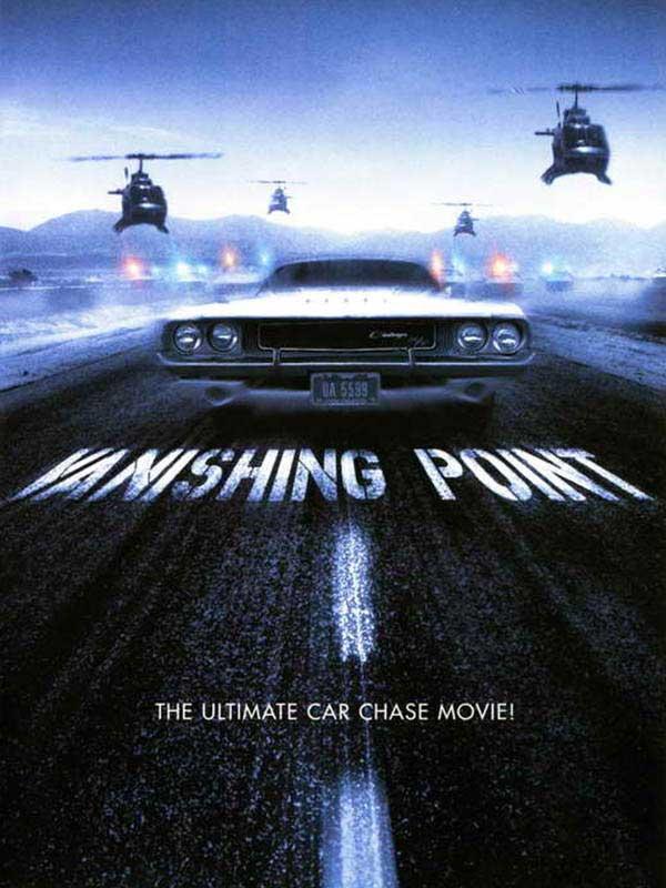 دانلود فیلم نقطه گریز Vanishing Point دوبله فارسی Vanishing Point 1971