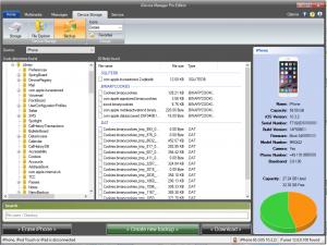 iDevice Manager 7.3.0.0 دانلود نرم افزار مدیریت فایل ها در آی دیوایس