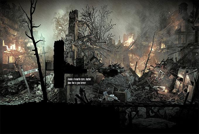 دانلود بازی This War of Mine Stories Fathers Promise برای PC