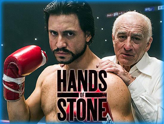 دانلود فیلم مشتهای سنگی Hands of Stone دوبله فارسی فیلم اکشن رزمی 2016