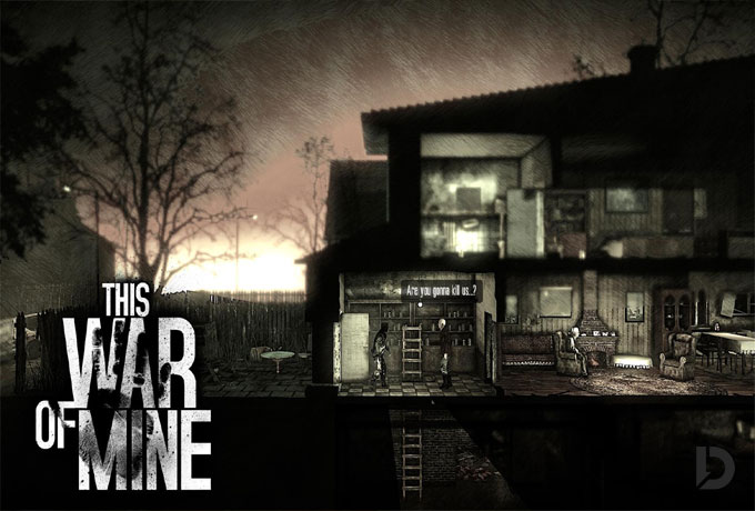 دانلود بازی This War of Mine Stories Fathers Promise برای PC
