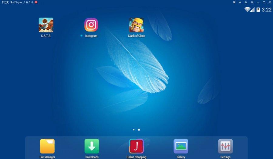 Nox App Player 6.0.1.1 شبیه ساز بهینه اندروید در ویندوز. دریافت از ایرانیان دانلود