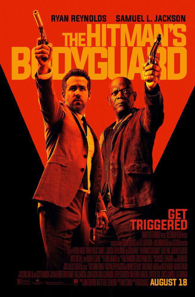 دانلود فیلم محافظ مزدور The Hitman's Bodyguard دوبله فارسی