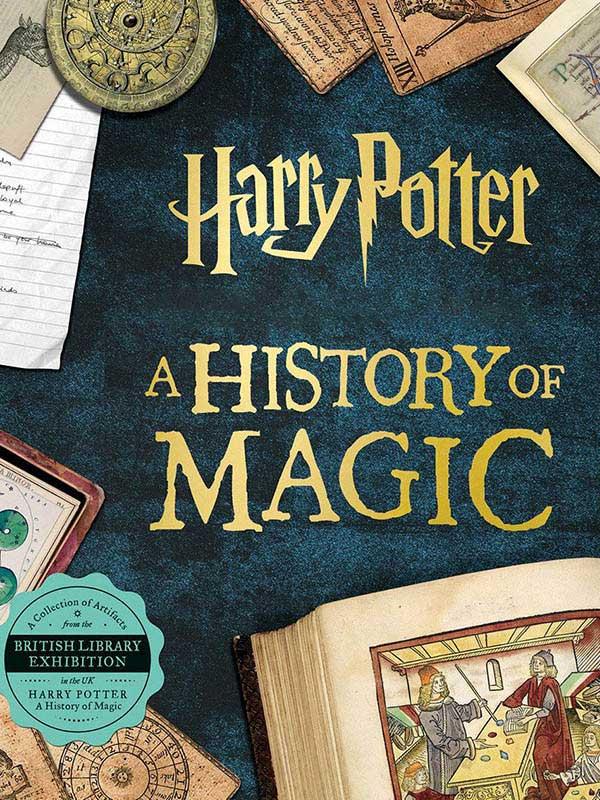 دانلود مستند هری پاتر: تاریخچه جادو Harry Potter: A History of Magic دوبله فارسی