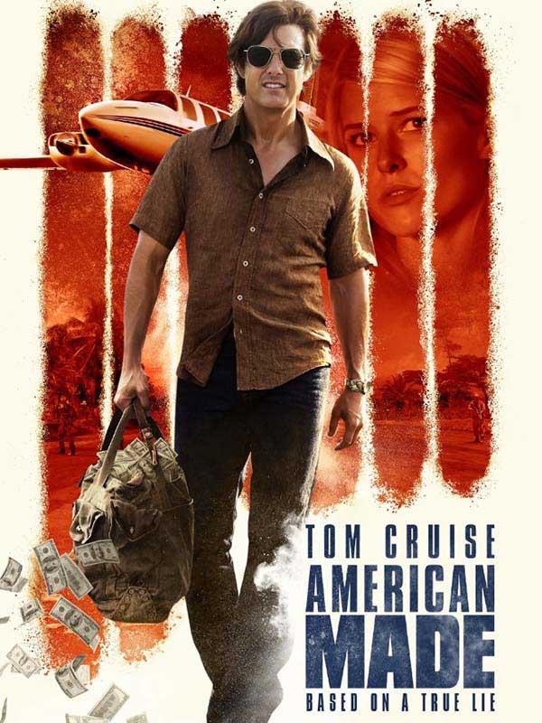 دانلود فیلم ساخت آمریکا American Made دوبله فارسی دانلود فیلم خدمتکار آمریکایی