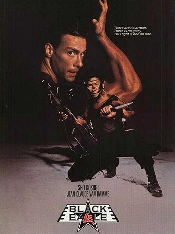 دانلود فیلم عقاب سیاه Black Eagle دوبله فارسی Black Eagle 1988