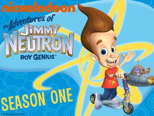 دانلود انیمیشن زیبای جیمی نوترون پسر نابغه Jimmy Neutron: Boy Genius دوبله فارسی