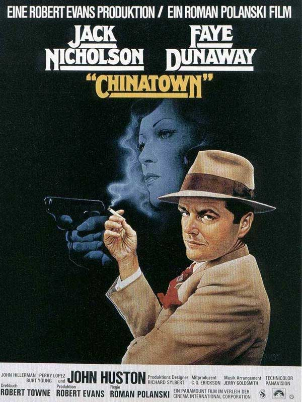 دانلود فیلم محله چینی ها Chinatown دوبله فارسی فیلم سینمایی Chinatown 1974