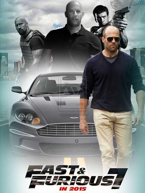 دانلود فیلم سریع و خشن هفت Fast and Furious 7 دوبله فارسی