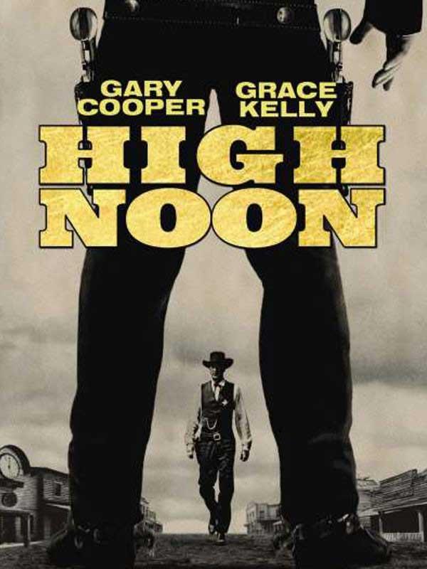 دانلود فیلم نیمروز High Noon 1952 دوبله فارسی فیلم کلاسیک ماجرای نیمروز