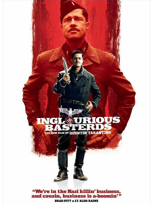 دانلود فیلم Inglourious Basterds پست فطرت های لعنتی دوبله فارسی