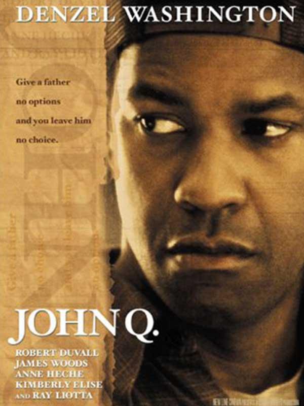 دانلود فیلم جان کیو John Q. دوبله فارسی فیلم John Q 2002 با لینک مستقیم