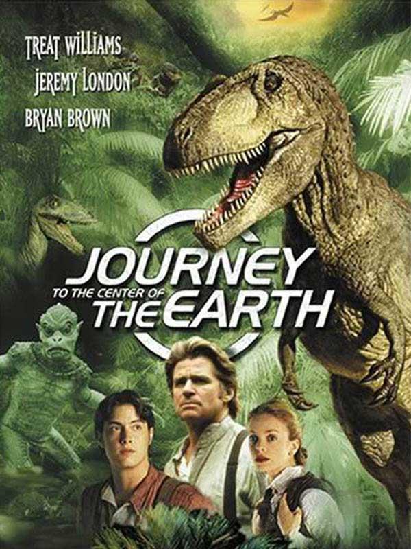 دانلود فیلم سفر به اعماق زمین Journey to the Center of the Earth دوبله فارسی