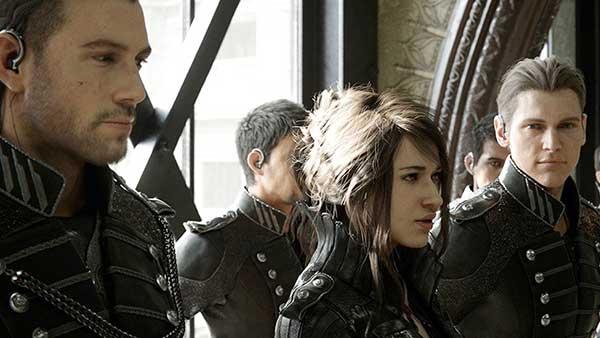 دانلود فیلم دیدنی و جذاب فانتزی پایانی Kingsglaive: Final Fantasy XV دوبله فارسی