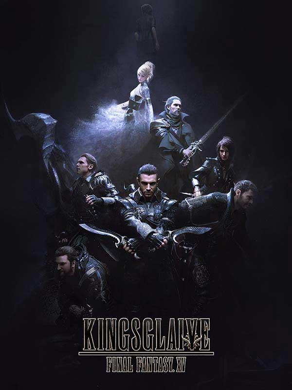 دانلود فیلم فانتزی پایانی Kingsglaive: Final Fantasy XV دوبله فارسی