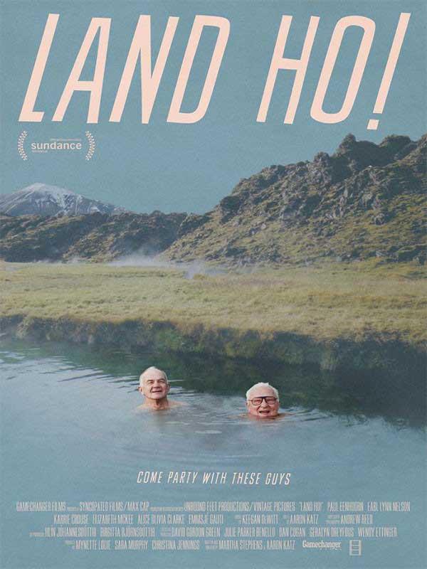 دانلود فیلم سرزمین هو !Land Ho دوبله فارسی با لینک مستقیم Land Ho! 2014