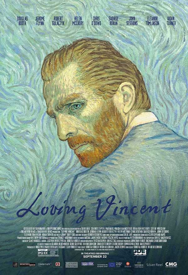 دانلود فیلم انیمیشن باعشق، وینسنت Loving Vincent دوبله فارسی لینک مستقیم